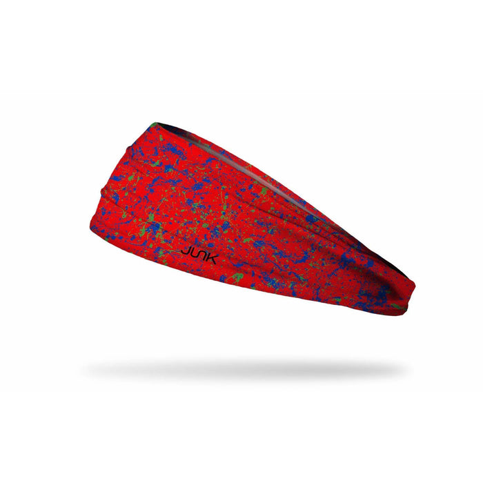 Red Remix Headband - Big Bang Lite