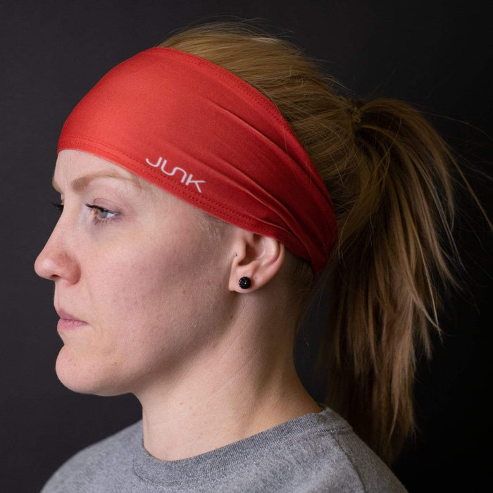 JUNK Brands headband True Red Headband - Big Bang Lite