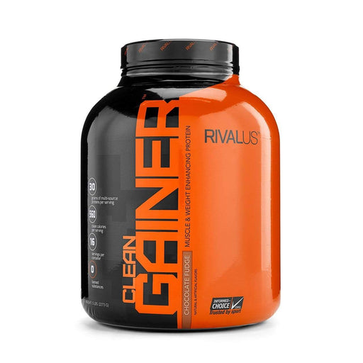 Rivalus Supplements Rivalus Clean Gainer 5lbs