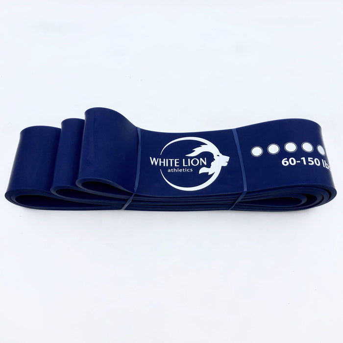 White Lion Athletics Bands Blue XLarge Band - Single