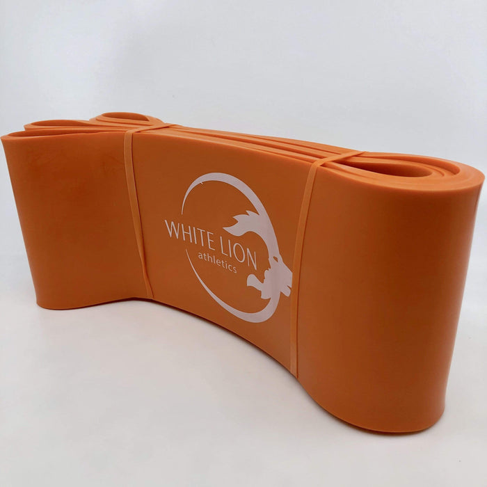 White Lion Athletics Bands Orange XXLarge Band - Single