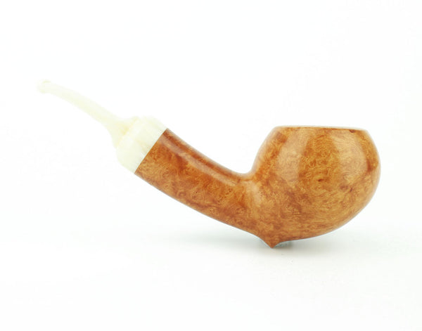 OR03NS15 / Original Bent Acorn - Natural Smooth