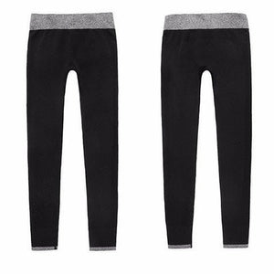 MindBody High Waist Polyester Elastic Leggings
