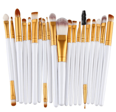 Golden Girl 20 Piece Brush Kit