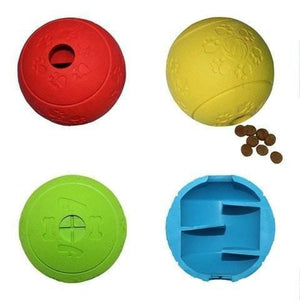 Rubber Food Dispenser Toy