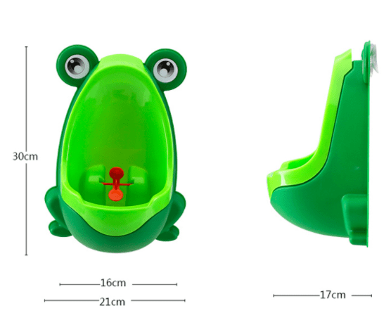 Baby Frog Urinal