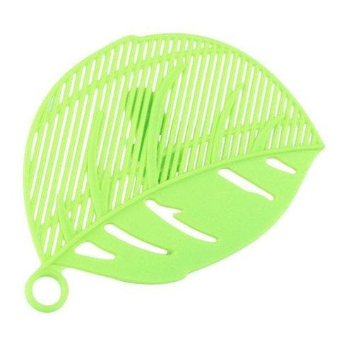 KitchenSaver™ Leaf Shape Pot Strainer
