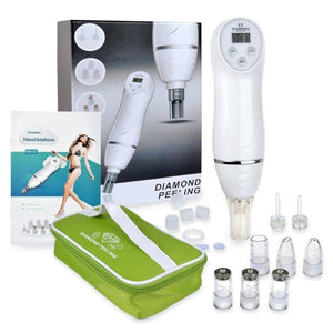 6 in 1 Portable Beauty Vacuum Facial Cleaning Equipment