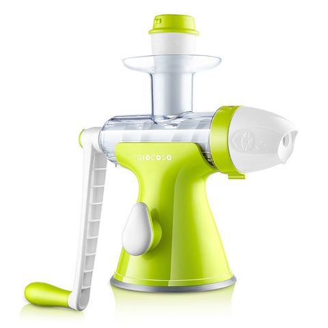 Multifunctional Fruit Juicer & Ice Cream Maker