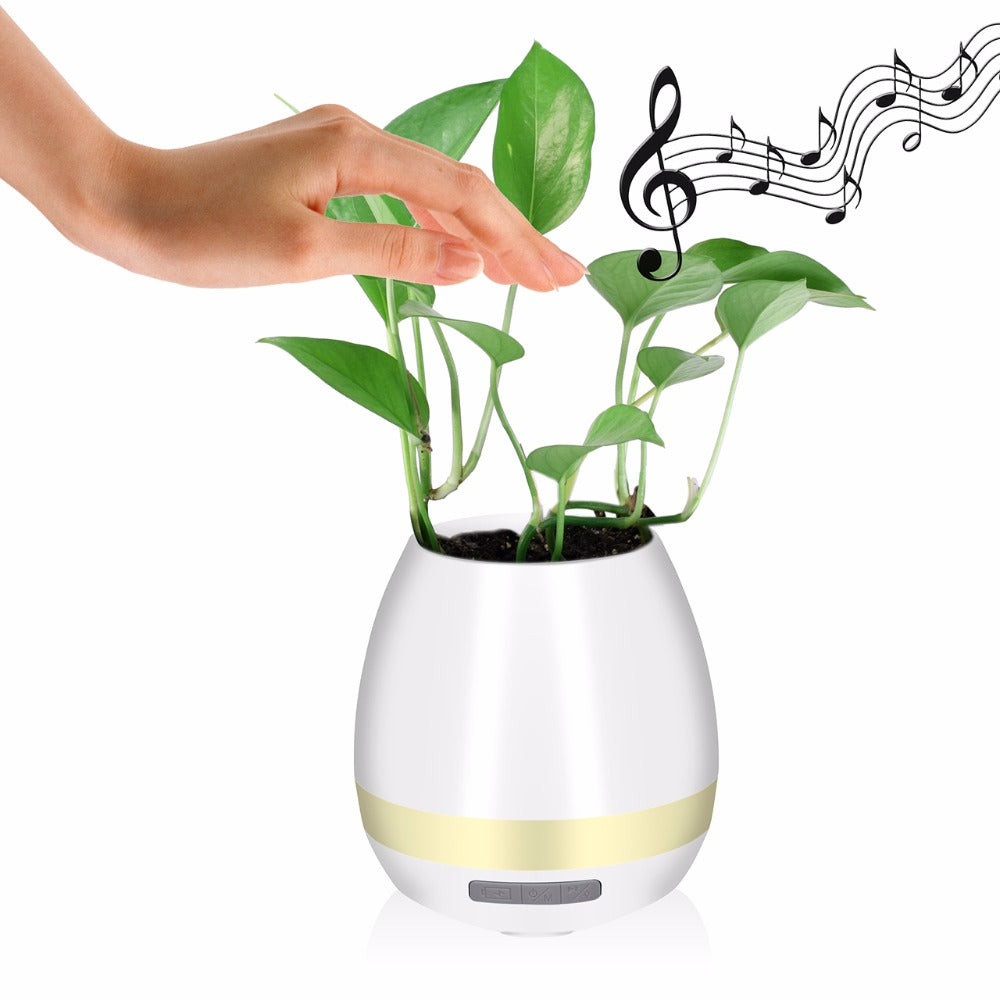 Smart Music Flower Pot