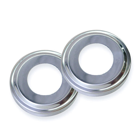 Stainless Steel Escutcheons for Pool Handrail - Pair