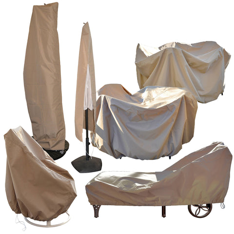 All-Weather Protective Furniture Covers