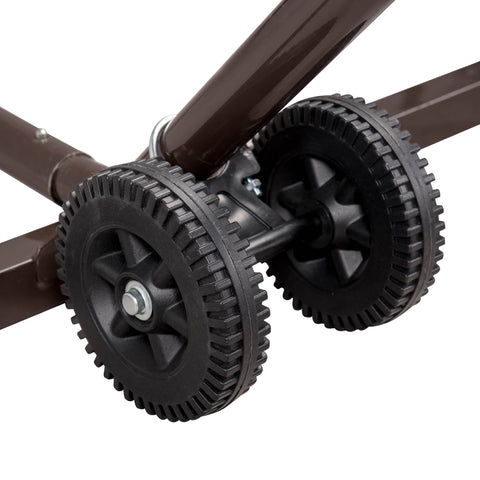 All-Weather Outdoor Hammock Wheel Set