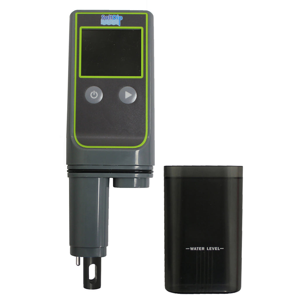 SALTDIP™ 2-IN-1 Electronic Salt Water Tester