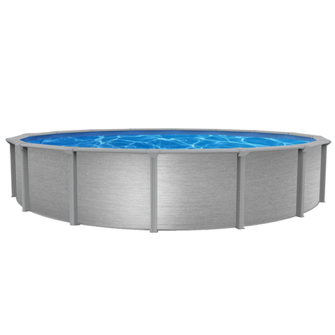 Montauk Round Pool Package - 52-in Deep