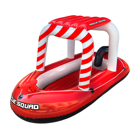 Rescue Squad Inflatable Boat w/ Squirter