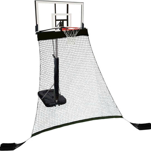 Rebounder Basketball Return System for Shooting Practice