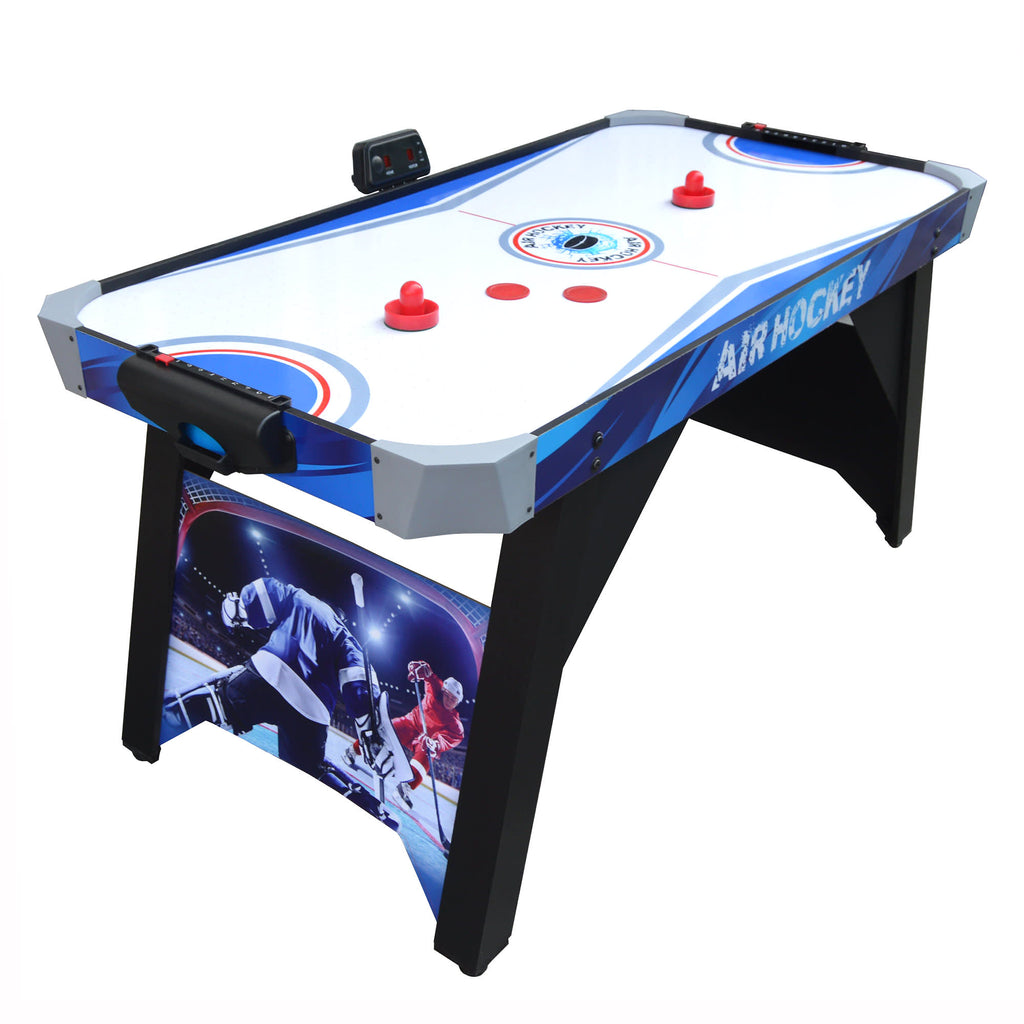 Warrior 5-ft Air Hockey Table