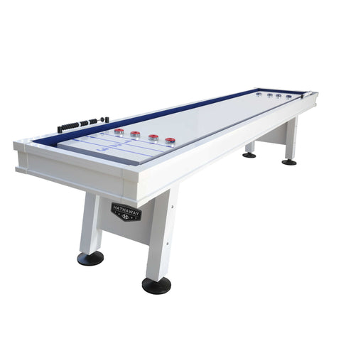 Crestline 12' Outdoor Shuffleboard Table