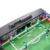 Playoff 4-Foot Foosball Table, Soccer Game for Kids and Adults with Ergonomic Handles