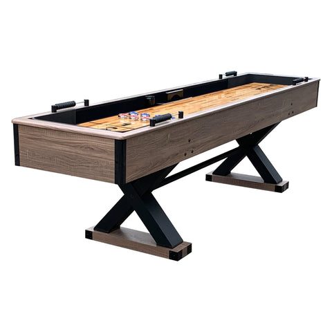 Excalibur 9-ft Shuffleboard Table