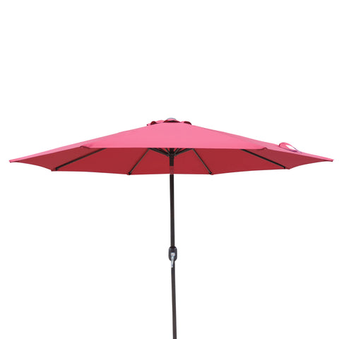 Trinidad 9-ft Octagonal Market Umbrella in Polyester