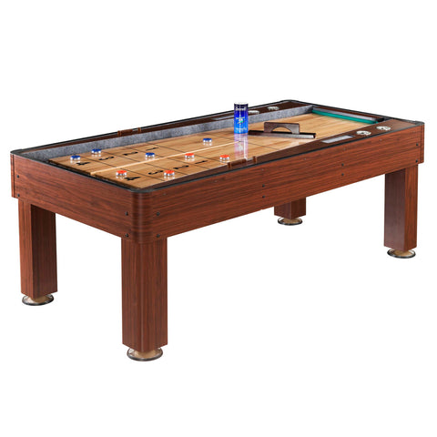 Ricochet 7-ft Shuffleboard Table