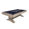 Pool Table Non Slate Blue Wave Products
