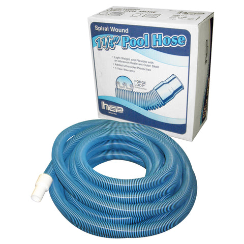 1-1/4-in Vac Hose for Above Ground Pools