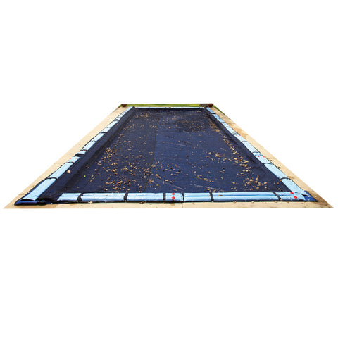Leaf Net In-Ground Pool Cover