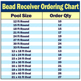 48-in Bead Receiver for Above Ground Pools