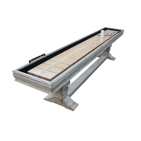 Montecito 12-ft Shuffleboard Table