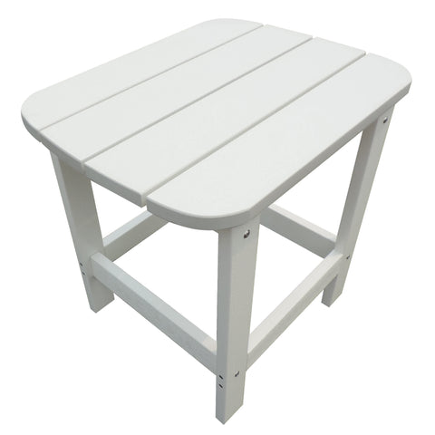 Island Retreat Adirondack Outdoor Side Table