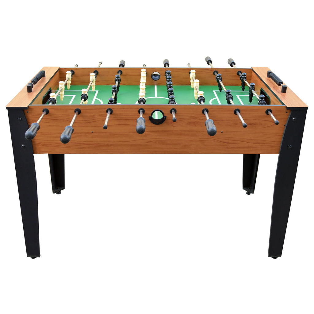 Hurricane Inch Foosball Table For Family Game Rooms With Light - Foosball table cost
