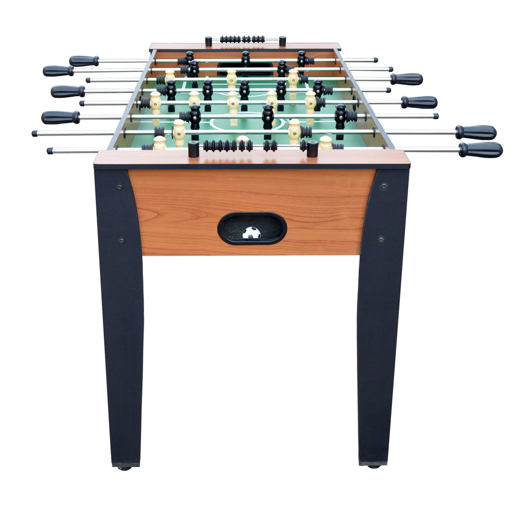 Hurricane Inch Foosball Table For Family Game Rooms With Light - Foosball table light