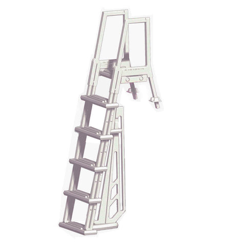Heavy Duty In-Pool Ladder for Above Ground Pools