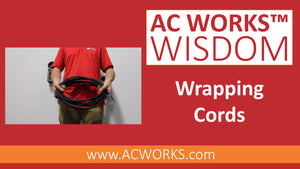 AC WORKS™ Wisdom: Wrapping Cords