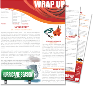 the WRAP UP March 2021 Issue Sixteen