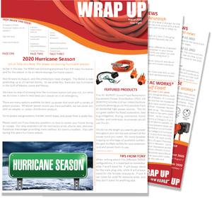 THE WRAP UP ISSUE EIGHT