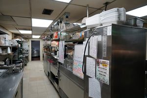 High Voltage Commercial Kitchen Appliances