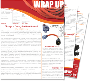 the WRAP UP December 2020, Issue Twelve