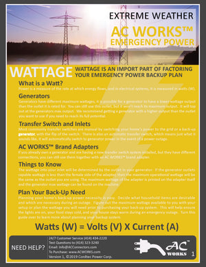 Download: Emergency Back-up Power Info Sheet