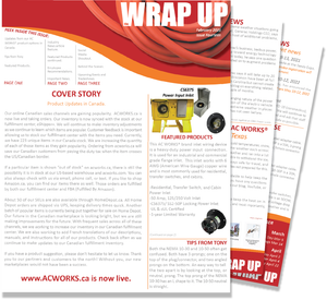 the WRAP UP February 2021, Issue Fourteen