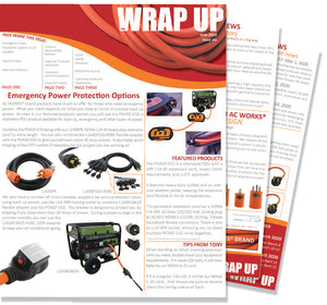 The WRAP UP Issue Six