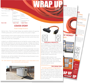 the WRAP UP March 2021 Issue Fifteen