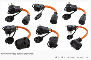 How Do Our Piggy-Back Adapters Work?