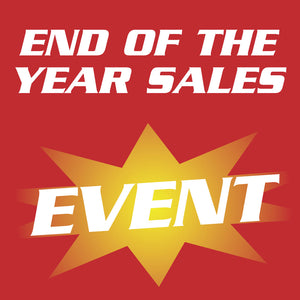 End of the Year Sales Event