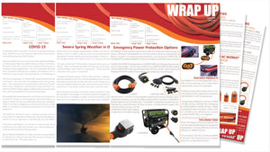 Welcome to the WRAP UP by AC WORKS®