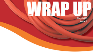the WRAP UP Issue Five