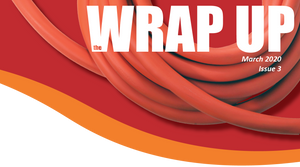 THE WRAP UP ISSUE THREE